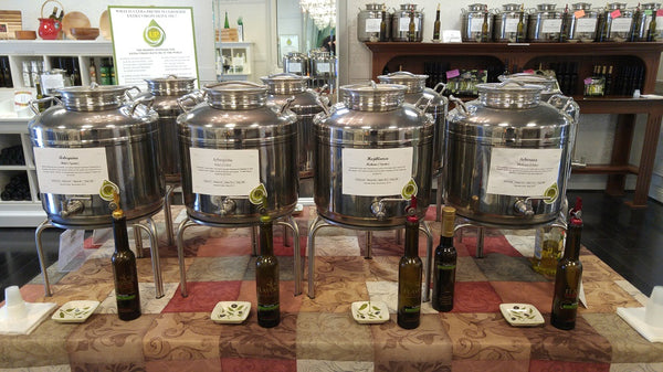 Flavor Pourfection Olive Oils and Vinegars