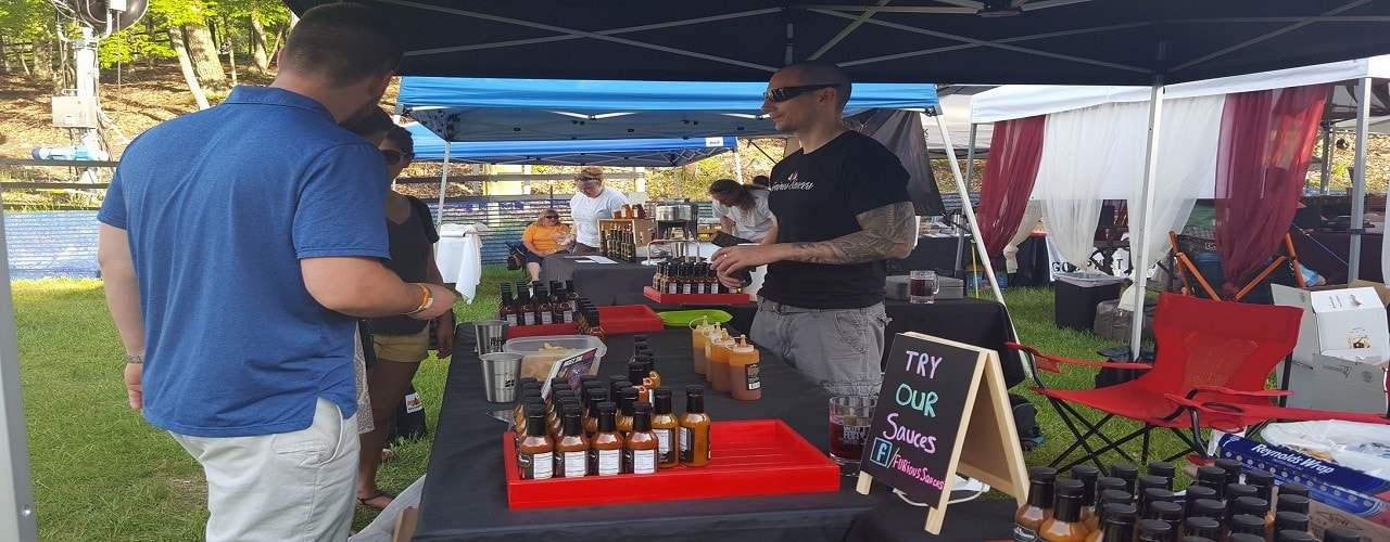 Furious Sauces Selling Hot Sauce