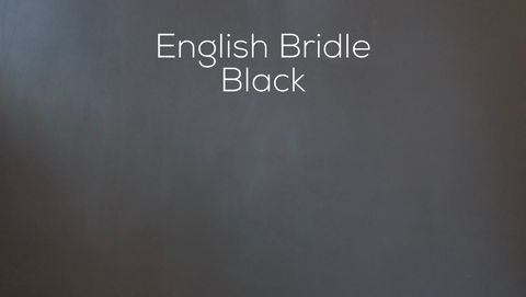 Wickett & Craig English Bridle - Black