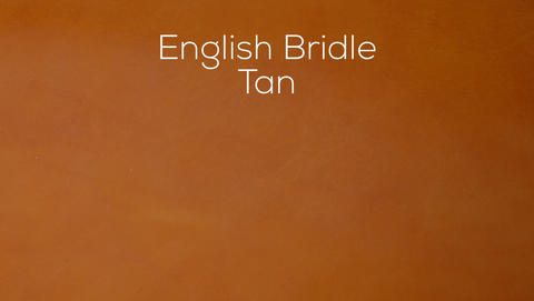 Wickett & Craig English Bridle - Tan