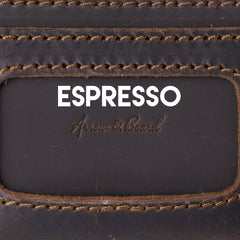 Dark Coffee Brown Espresso Leather