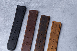 Load image into Gallery viewer, Porter Watch Strap - Espresso