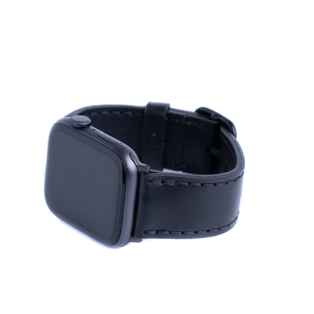 Porter Apple Watch Band - Black