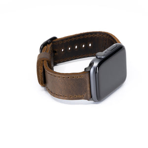 Load image into Gallery viewer, Porter Apple Watch Band - Espresso