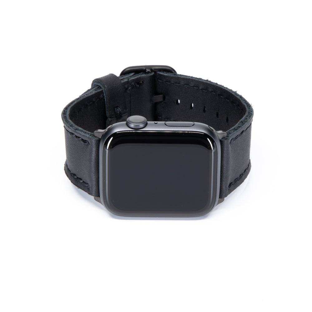 Load image into Gallery viewer, Porter Apple Watch Band - Midnight