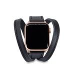 Triple Tour™ Apple Watch Band - Midnight