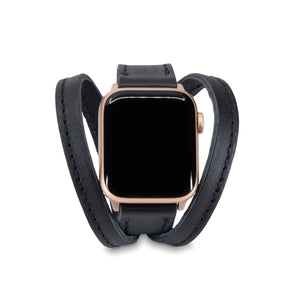 Triple Tour™ Apple Watch Band - Midnight -  Refurbished