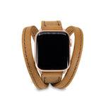 Triple Tour™ Apple Watch Band - Tobacco -  Refurbished