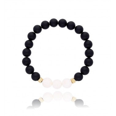 Black and White Bracelet BMMH2216