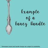 "Adventure Time: ""Oh my glob!"" Lumpy Space Princess Quote - Stainless Steel Stamped Spoon"