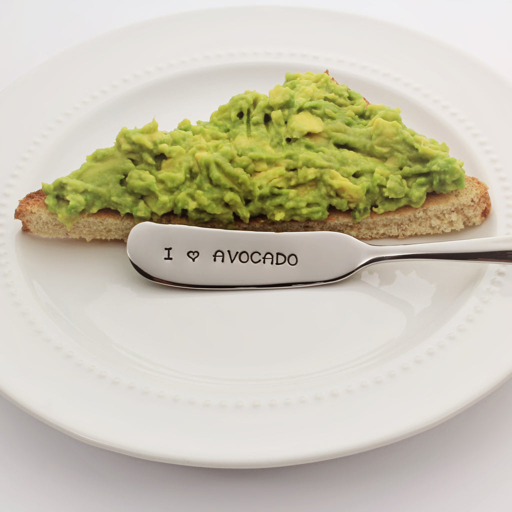 I (heart) Avocado Spreader