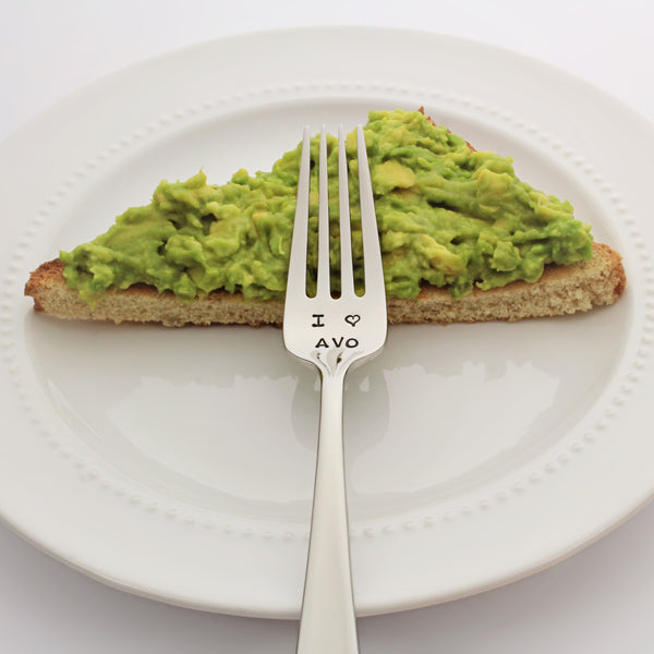 I love Avocado Fork