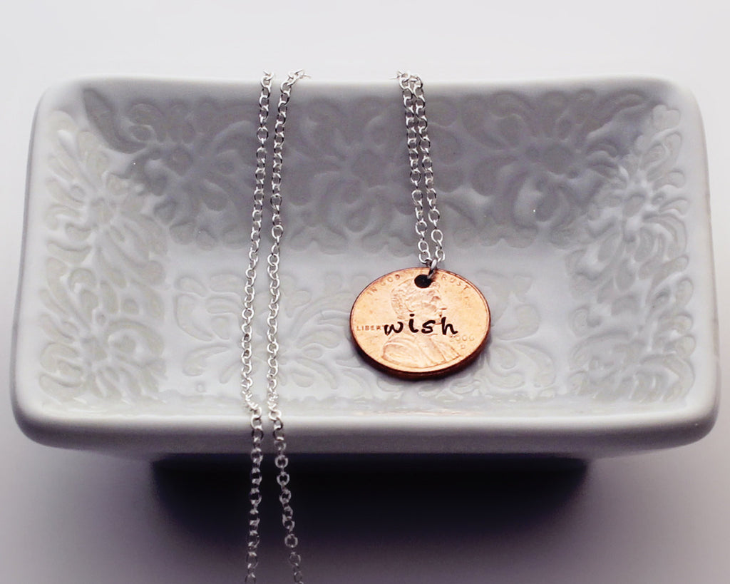 Wish - Penny Necklace