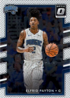 2017/2018 Donruss Optic - Elfrid Payton #110 - Iconic Relics