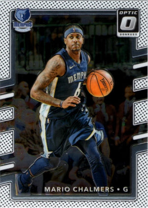 2017/2018 Donruss Optic - Mario Chalmers #71 - Iconic Relics