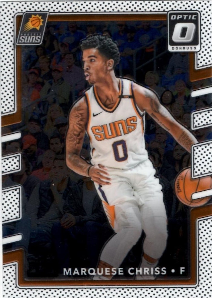 2017/2018 Donruss Optic - Marquese Chriss #118