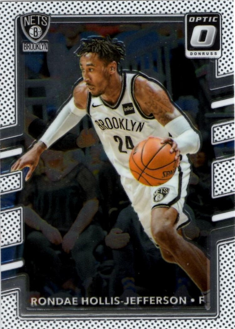 2017/2018 Donruss Optic - Rondae Hollis-Jefferson #14 - Iconic Relics