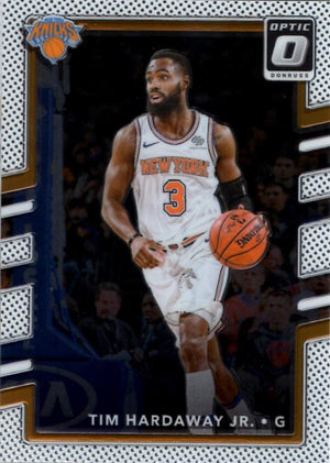 2017/2018 Donruss Optic - Tim Hardaway Jr. #97 - Iconic Relics