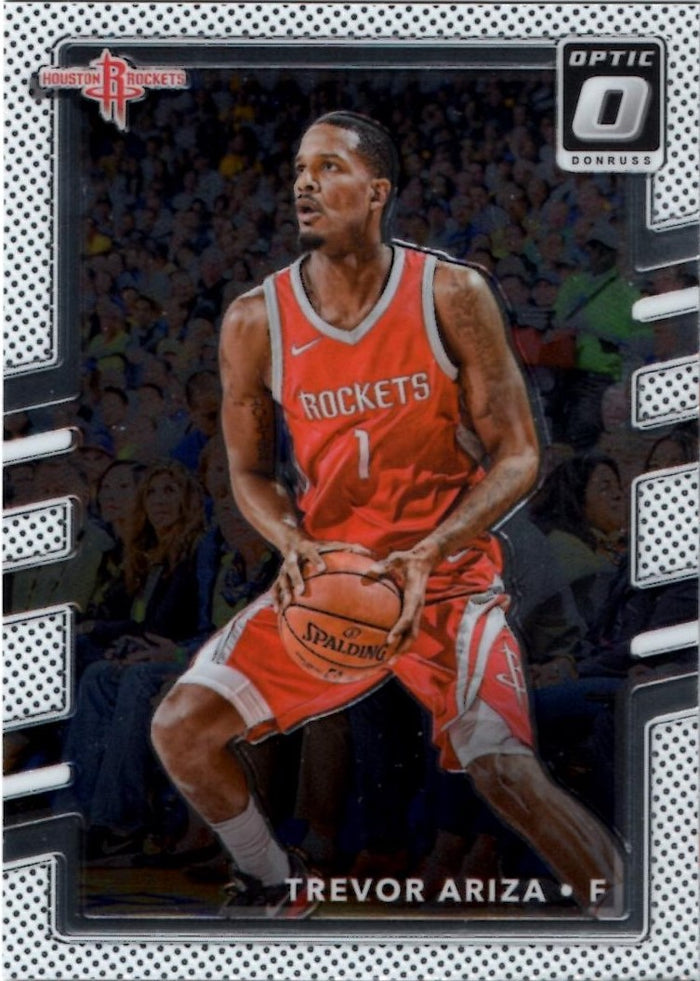 2017/2018 Donruss Optic - Trevor Ariza #54