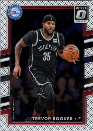 2017/2018 Donruss Optic - Trevor Booker #12 - Iconic Relics