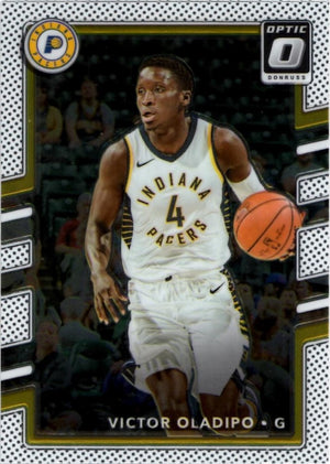 2017/2018 Donruss Optic - Victor Oladipo #56 - Iconic Relics