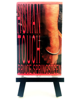 Bruce Springsteen - Human Touch Cassette Tape Cassettes - Iconic Relics