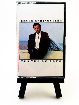 Bruce Springsteen - Tunnel of Love Cassette Tape Cassettes - Iconic Relics