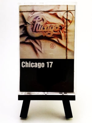 Chicago - Chicago 17 Cassette Tape Cassettes - Iconic Relics