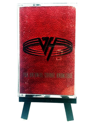 Van Halen - For Unlawful Carnal Knowledge Cassette Tape Cassettes - Iconic Relics