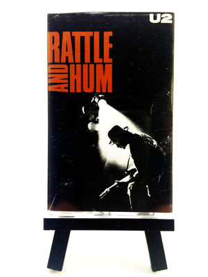 U2 - Rattle and Hum Cassette Tape Cassettes - Iconic Relics