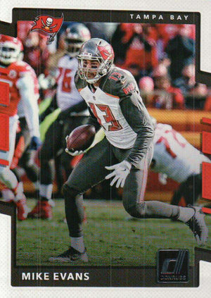 2017 Donruss - Mike Evans #225 - Iconic Relics