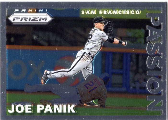 2015 Prizm *Passion* - Joe Panik #3