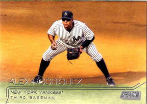 2015 Stadium Club - Alex Rodriguez #264 - Iconic Relics
