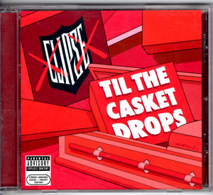 Clipse - Til The Casket Drops CD CDs - Iconic Relics