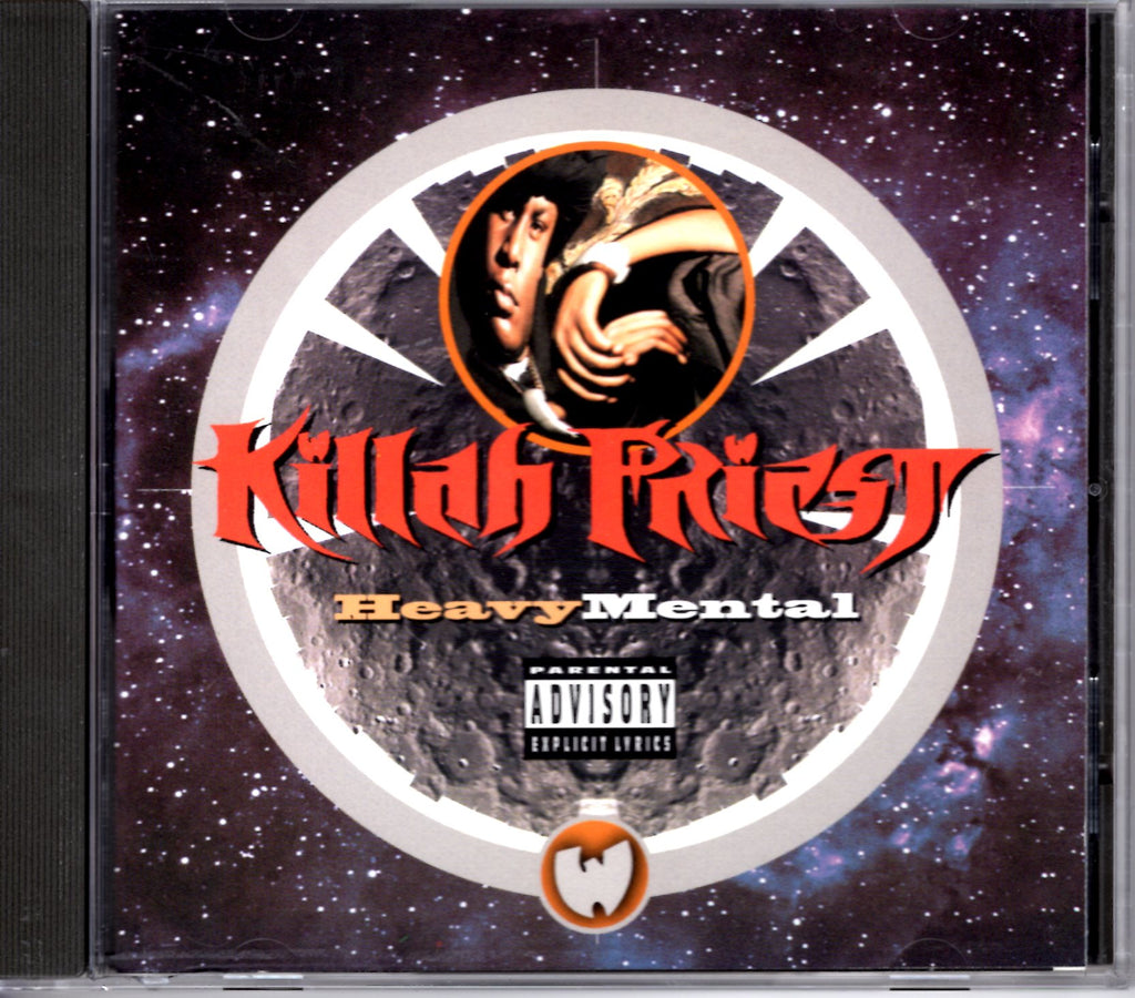 Killah Priest - Heavy Mental (BMG/Club Release) CD CDs - Iconic Relics