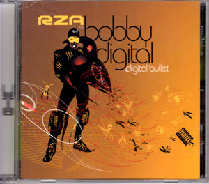 RZA as Bobby Digital - Digital Bullet CD CDs - Iconic Relics