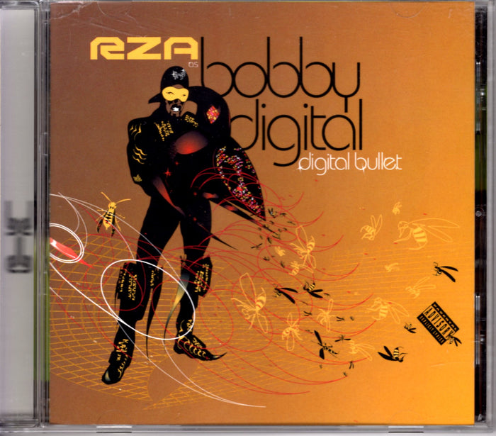 RZA as Bobby Digital - Digital Bullet CD