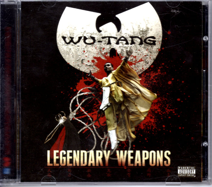 Wu-Tang Clan - Legendary Weapons  CD