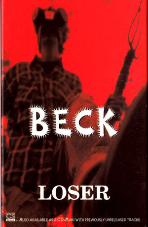 Beck - Loser Cassette Tape Single Cassettes - Iconic Relics