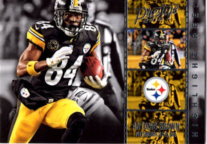 2018 Prestige *Highlight Reel* - Antonio Brown #HR - AB Football Cards - Iconic Relics