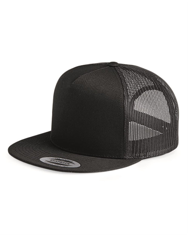 Five-Panel Classic Trucker Cap