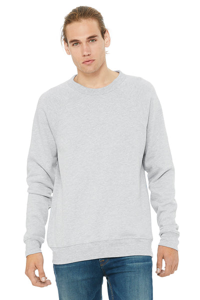 Sponge Fleece Crewneck Sweatshirt