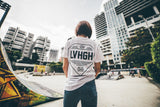 LH.SKELLY SHIELD (WHITE) - LIVEHIGH