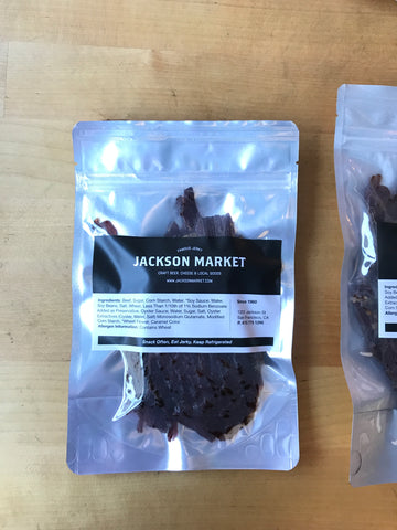 Small Bag - Beef Jerky