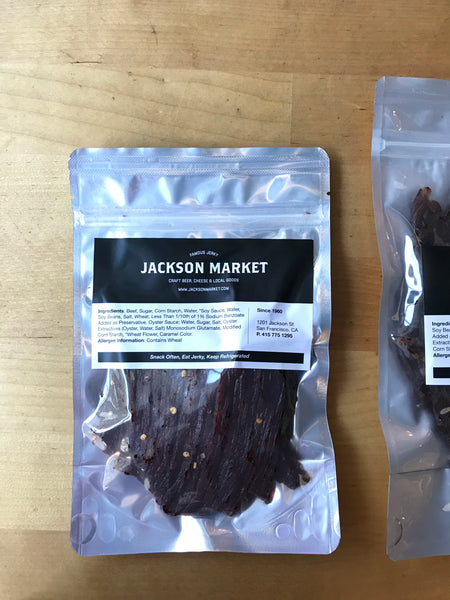 Small Spicy Bag - Beef Jerky