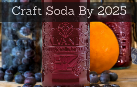 Craft Soda Market to Develop Rapidly by 2025
