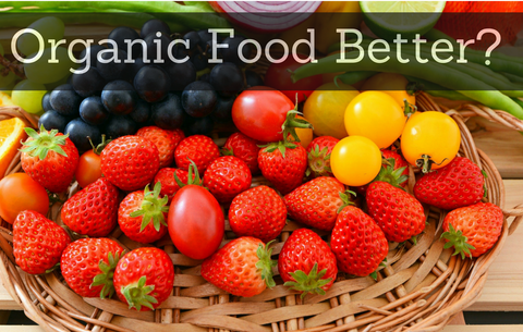 Study finds significant differences between organic and conventional crops