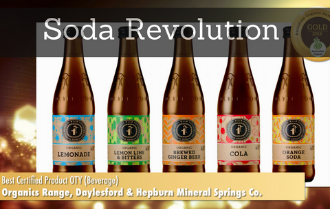 Organic Natural Craft Soda Revolution Giving Coca-Cola and Pepsi a Run For Their Money