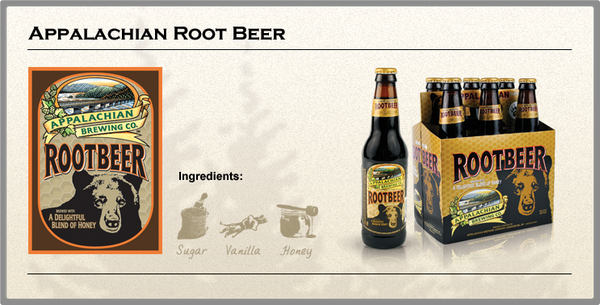 Organic Soda Pops introduces Appalachian Craft Natural Root Beer