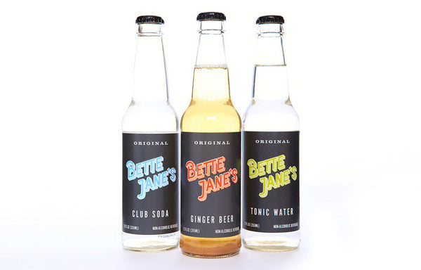 Bette Jane's Natural Ginger Beer